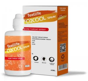 feellife sore throat spray